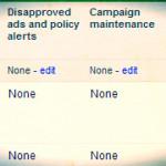 Thumbnail image for Odrzucone reklamy AdWords – powiadomienia mailowe