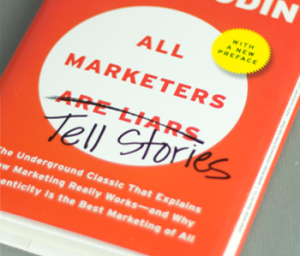 Post image for Seth Godin – All Marketers are liars [video]