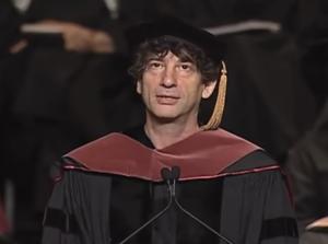 Neil Gaiman – Jeżeli przydarzy Ci się tragedia zrób z niej użytek (zrób z niej sztukę) thumbnail